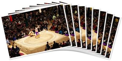 查看 日本相扑大赛第三十四回决赛胜出后仪式